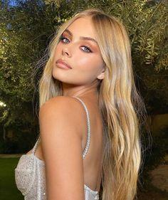 Beauté Blonde, Blonde Hair Looks, Blonde Beauty, Hair Beauty, Beautiful Girl Image, Beautiful Eyes, Gorgeous Women, Beauty Full Girl, Beauty Women