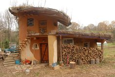 Earthen Acres Cob House