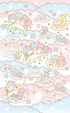 Search Results For Wallpaper Iphone Little Twin Star Adorable Wallpapers