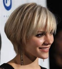 keep neckline; shorter in front and length in back and crown. Short Hair Styles For Women Over 40 - Bing Images