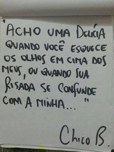 Ah, Chico...