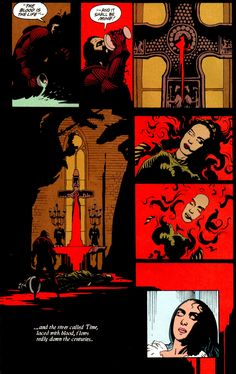 Mike Mignola: Dracula issue 1 page 4 Comic Art