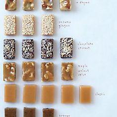 Classic Caramel Candies Recipe | Martha Stewart