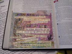 Elijah and the widow of Zarephath Elijah And The Widow, Bible Journal, Believe In God, Journaling, Activities, How To Plan, Caro Diario
