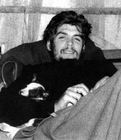 Very few people gave up everything to follow an idea to the end. Che Guevarra (1928-1967)