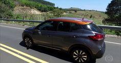 """Piloto de testes do Auto Esporte comprova """"inteligência"""" do Nissan Kicks"""