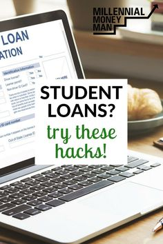 Are you ready to take on your student loan? These 5 hacks will help you pay off your debt and put you on the road to financial freedom. via @genymoneyman