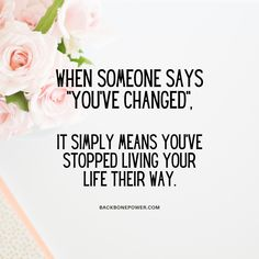 Subscribe for more! Live Your Life, Love Life, Truth Quotes, Qoutes, Toxic People, Note To Self, Amazing Quotes, Working On Myself, When Someone