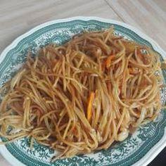 Kínai sült tészta   Tomikaa98 receptje - Cookpad receptek