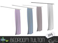 BuffSumm's Tulton Bedroom Curtain Half (right side) rc1