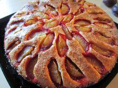 Тосканский сливовый пирог | Рецепти