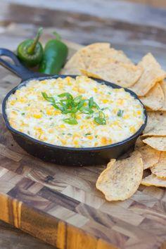 Hot Jalapeño Corn Dip - Recipes, Dinner Ideas, Healthy Recipes & Food Guide