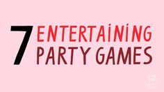 Having a dinner party and need entertaining games? Try these gamed with common items around your home.   http://www.apartmenttherapy.com/7-entertaining-party-games-you-can-play-with-stuff-around-the-house-243187