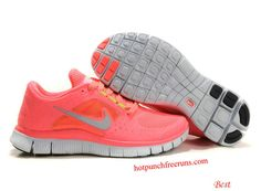 huge selection of 23f67 8eede Off Sale Nike Free Runs 3 Hot Punch Pink Pro Silver Sol Volt shop, discount  Nike Sport Shoes, Womens Nike Sport Shoes, sale Nike Sport new Nike Sport  ...