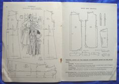 vintage HASLAM SYSTEM of DRESSCUTTING drafting system sewing pattern book No.9 | eBay