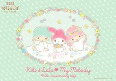 Kiki, Lala et Melody