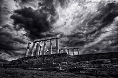 Temple of poseidon - Athens Greece -photography:Stelios Kritikakis -Greece