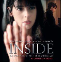 Inside **