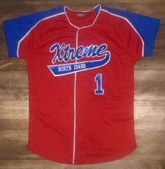 Check out these custom jerseys designed by North Idaho Xtreme Softball and created at Sports Cellar in Coeur d'Alene, ID! http://www.garbathletics.com/blog/xtreme-softball-custom-jerseys/ Create your own custom uniforms at www.garbathletics.com!