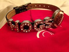 Arkansas Razorback Hogs Bracelet!!!