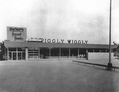 The Piggly Wiggly on 1950 taylor Ave, Racine WI.1955. It's now Lee Hardware.