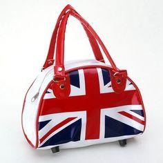 I found New Union Jack England Uk Brithish Flag Punk Emo Rocker Handbag Purse on Wish, check it out!