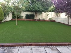 Here are examples of some of the Back Gardens we have transformed over the years Can Design, Back Gardens, Grass, Golf Courses, Gallery, Roof Rack, Grasses, Herb