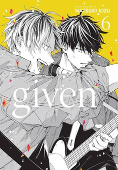 Given Gn Vol 06 (mr) (c: 0-1-2)