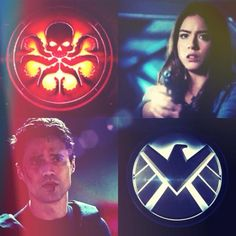 Trust No One (Us Against the World) | by hannahdumbledorey @ Tumblr.com // #marvel; agents of shield
