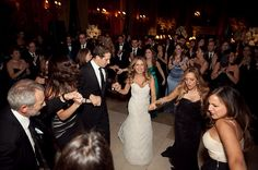 Nothing like a happy bride! At The University Club, NYC