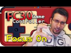FC30 Game Controller - Focus on!