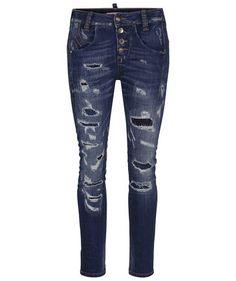 Boyfriend Jeans von Fornarina! #denim #fall #fashion #engelhorn