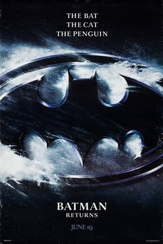 Batman Returns Teaser Movie Posters For Home Decoration Silk Canvas Fabric Print Poster All Poster, Poster Prints, Movie Posters, The Penguin Batman, Pat Hingle, Batman Returns 1992, Paul Reubens, Michael Murphy, Danny Devito