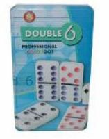 Double 6 Professional Size Dominoes Mexican Train Dominoes