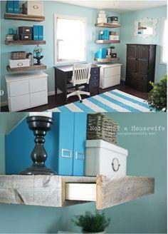 5 Genius Hidden Storage Solutions for Small Spaces :: via www.artsandclassy.com