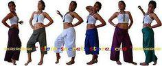 Fisherman Pants or Yoga Wrap Trousers-A Wearing Guide   eBay