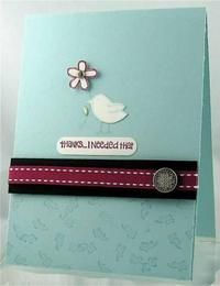 Fun & Fast Notes - Stampin' Up!