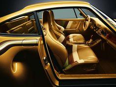 Porsche 959 Gold Concept (1987)