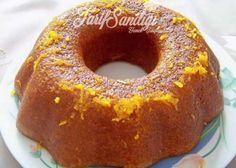 Portakallı Kek Tarifi