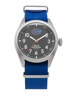 164d65fc90 Florida Gators Men s Solid NATO Strap Watch Jewelry Watches