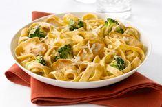 Creamy Sun-Dried Tomato, Chicken & Broccoli Pasta