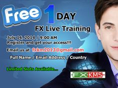 Do you want to be a forex trader? Now is you chance JOIN Fxlive training. Foreign Exchange, Once In A Lifetime, Forex Trading, Your Life, You Changed, Opportunity, You Got This, Join, Training