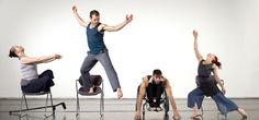 """To experience a night of inspiring, innovative, and all-inclusive dancing, come see the AXIS Dance Company, a group of dancers both with and without disabilities, who have performed on """"So You Think You Can Dance"""" and have been celebrated by both the San Francisco Chronicle and the New York Times."""