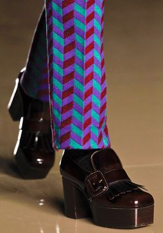 Miu Miu Buckle-Tassels for Fall 2012
