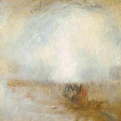 Turner - Venice Scene c. 1840