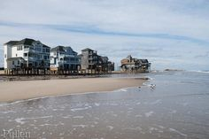 Hatteras Island Hurricane Sandy and Fishing Report.  mirlo beach aftermath