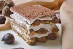 Hier ein alternatives Rezept zum klassischen Tiramisu. Das köstliche Maroni Tiramisu schmeckt außergewöhnlich und cremig.