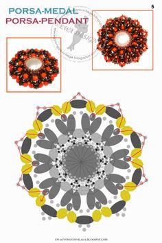 Porsa pendant pattern 5