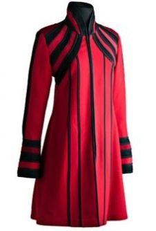 Sarmite coat