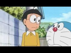 (Anime) Doraemon - Episode 1 - All the Way from the Future World & The M...